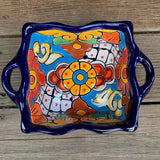 Mexican Talavera Serving Bowl