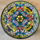 Talavera Botanical Dish Set