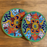 Talavera Dinner Plate Set