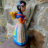 Hand Painted Maria Doll
