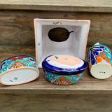 Talavera Bathroom Accessories