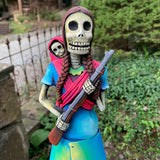 Mother Catrina and baby