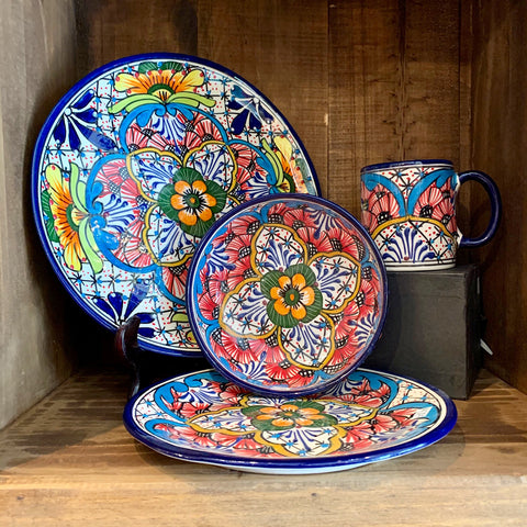 Dinner Set Talavera
