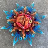Sun Moon Sculpture