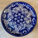 Talavera Classic Blue and White Dish Set