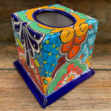 Talavera Tissue Box