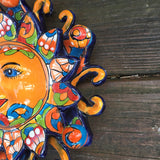 Talavera Sun with Planets