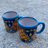 Talavera Turquoise Cup