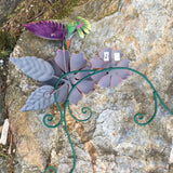 Hummingbird Wall Sculpture A