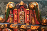 Mexican Retablo Saints