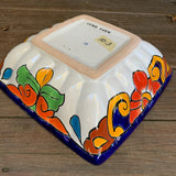 Talavera Square Serving Bowl