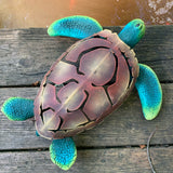 Large Sea Turtle