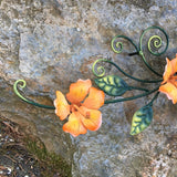 Hummingbird Wall Sculpture H