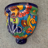 Talavera Jardenere Wall Planter Large