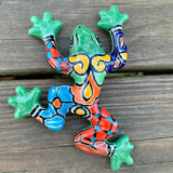 Talavera Pottery Frog Set