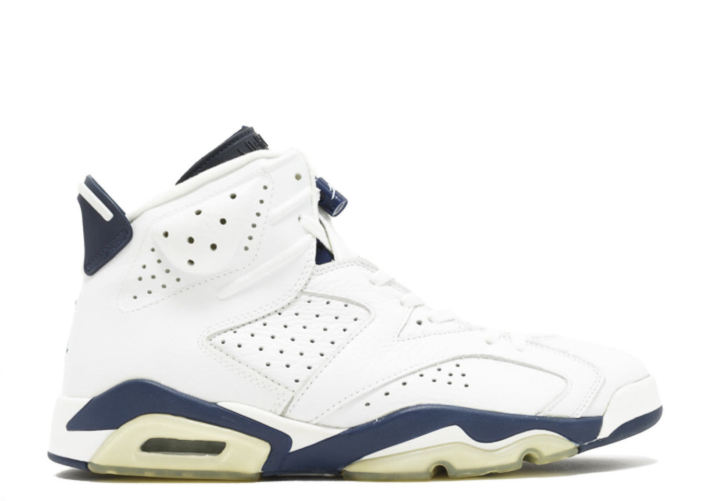 "AIR JORDAN 6 ""MIDNIGHT NAVY"""