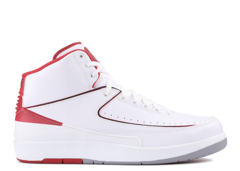 Air Jordan 2 'White Red'
