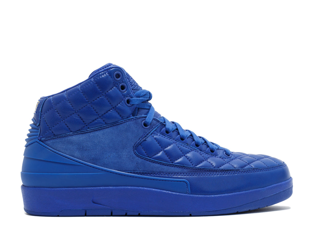 "Air Jordan 2 Retro ""Don C"" - Bright Blue"