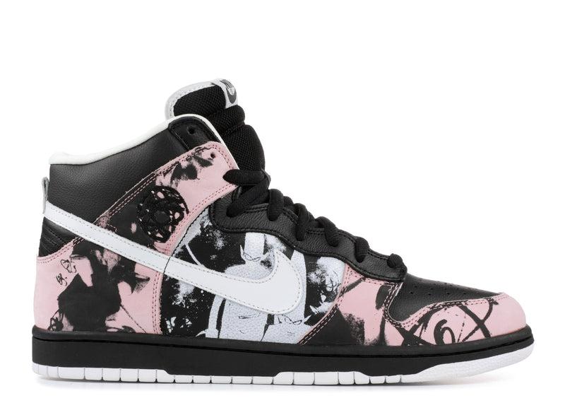 "Nike Dunk High Pro Sb ""Unkle"""