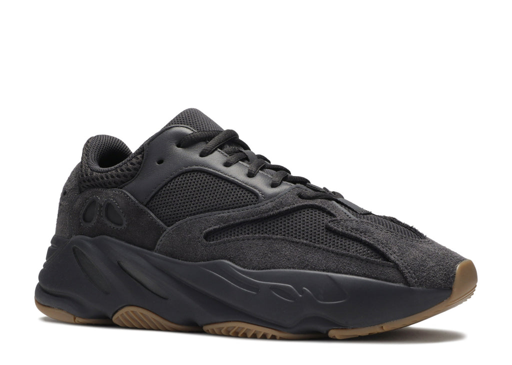 "Adidas Yeezy Boost 700 ""Utility Black Gum Bottom"""