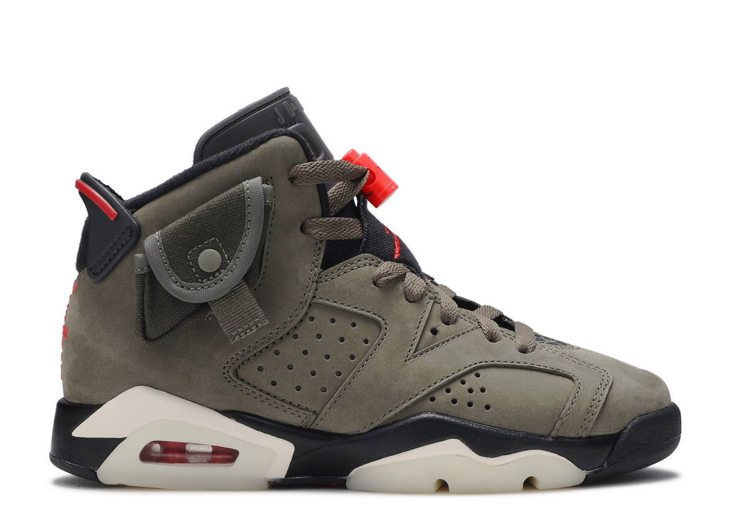 "Air Jordan 6 Retro GS SP ""Travis Scott"""