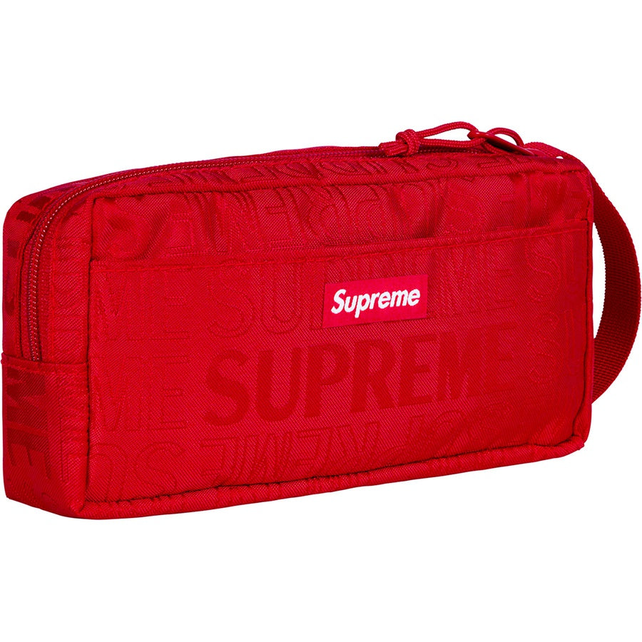 Supreme Organizer Pouch (SS19) Red