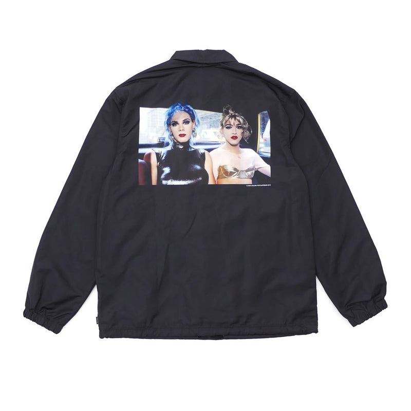 "Supreme Coaches Jacket ""Nan Goldin"""
