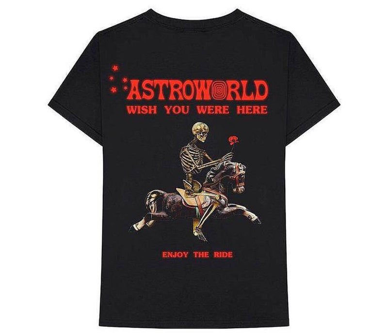 "Astroworld ""Enjoy the ride"" Tee"