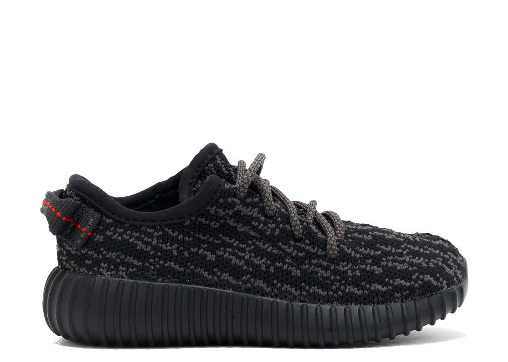 Adidas Yeezy Boost 350 Pirate Black Infant