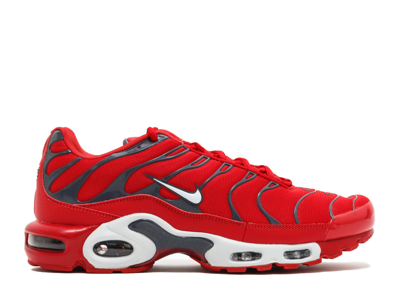 "Air Max Plus ""Red Pure Platinum"""