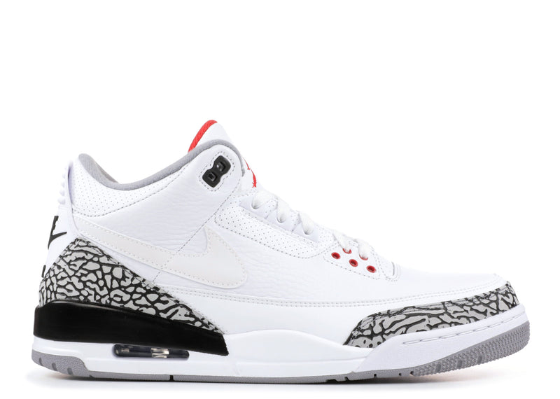 "AIR JORDAN 3 ""SUPER BOWL JTH"""