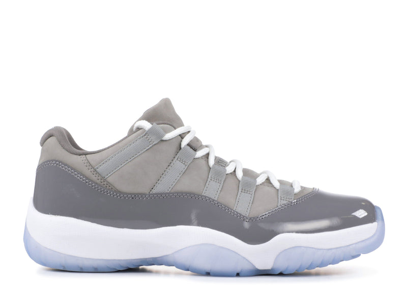 "Air Jordan 11 Retro Low ""Cool Grey"""