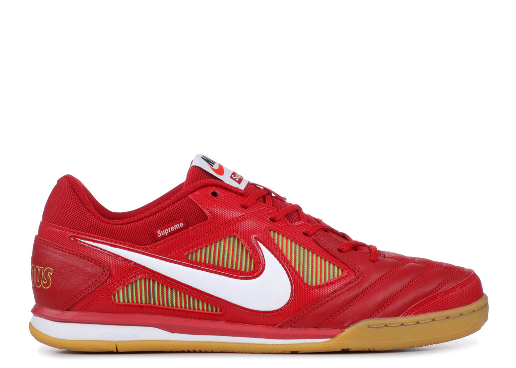 "Nike SB Supreme Qs ""Gato"" Red"