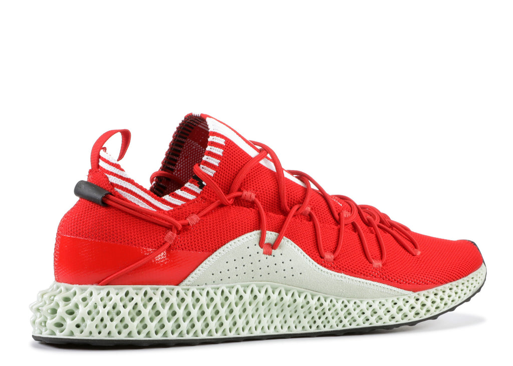 Adidas Y-3 Runner 4d -red-