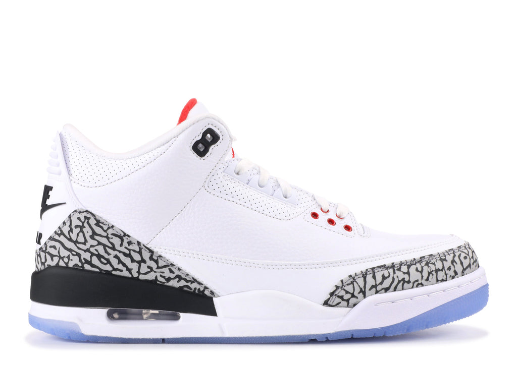 "Air Jordan 3 NRG ""Free Throw Line"""