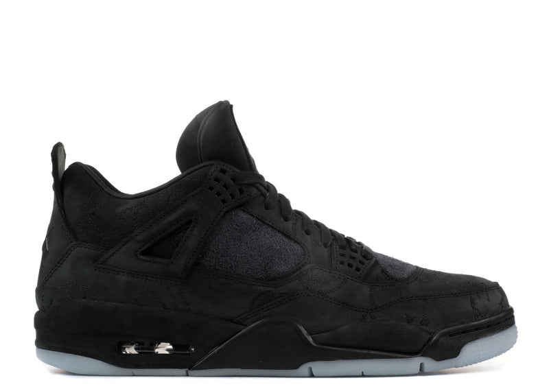 "Air Jordan 4 ""Kaws"" Black"