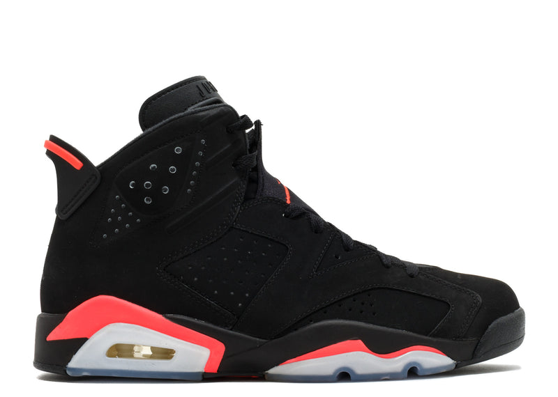 "Air Jordan 6 ""Black Infrared 2014 Release"""