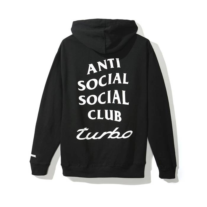 Anti Social Social Club X Neighborhood Turbo Hoodie