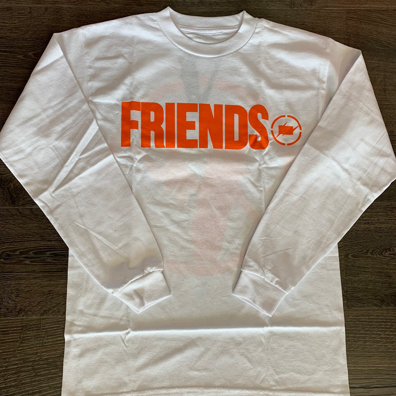 "VLone x Fragment ""friends"" Long Sleeve"