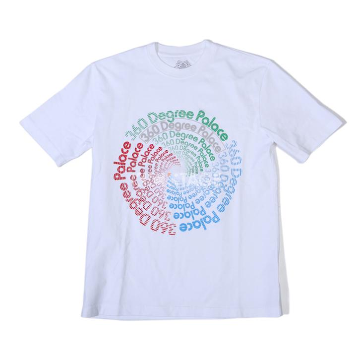 "PALACE ""360 DEGREE"" TEE"