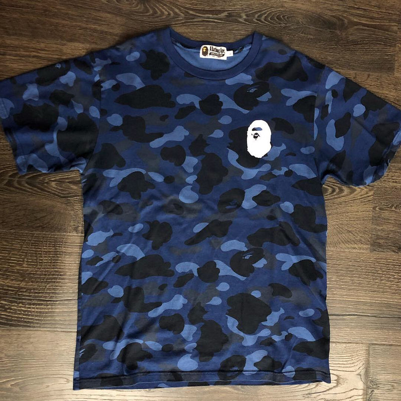 "Bape ""Ape Head"" Tee"