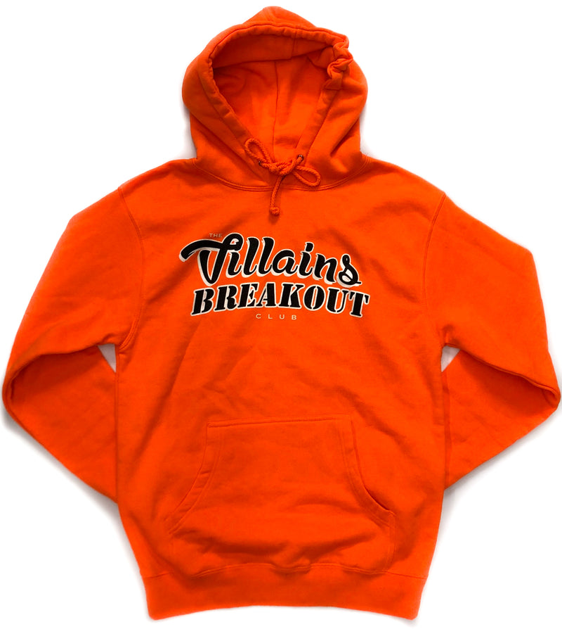The Club Hoodie - Orange