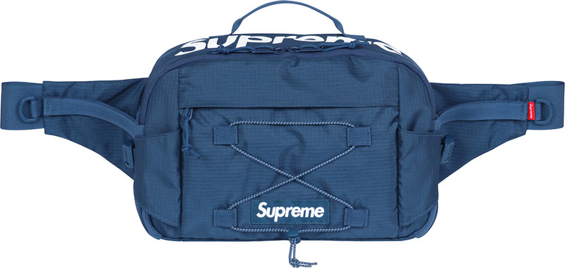Supreme SS17 Waist Bag - Teal Blue