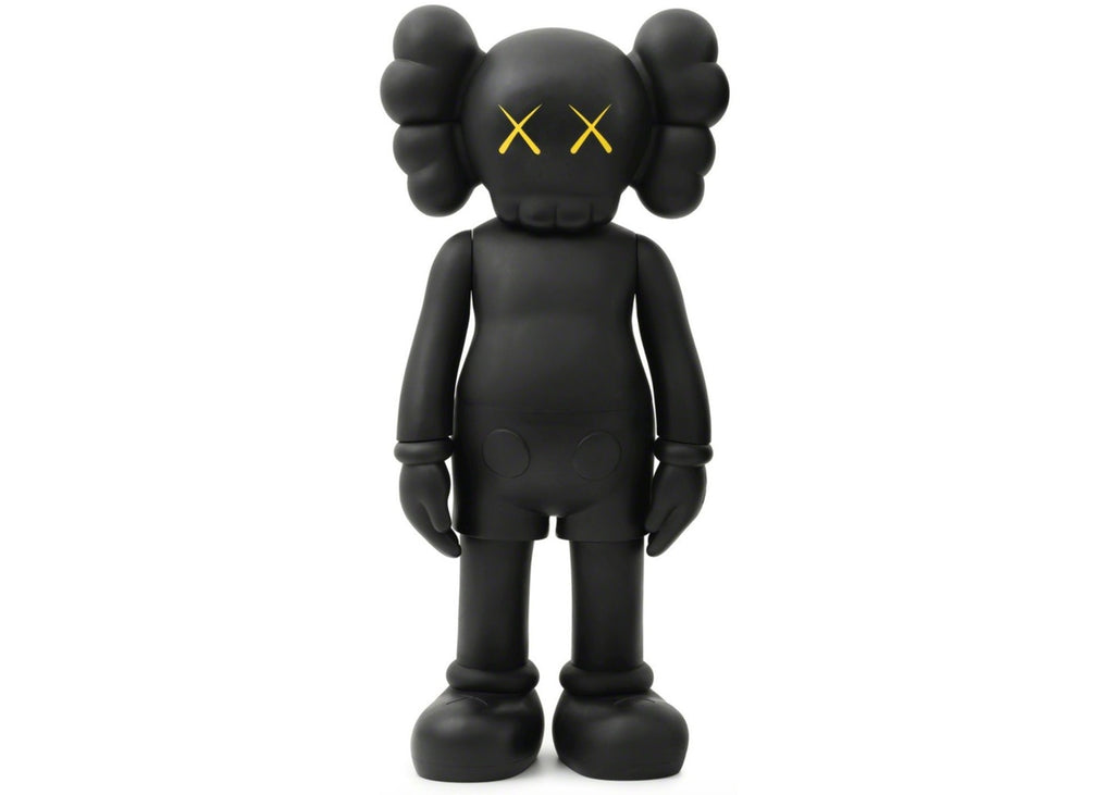 KAWS Companion Open Edition Vinyl Figure  -Black