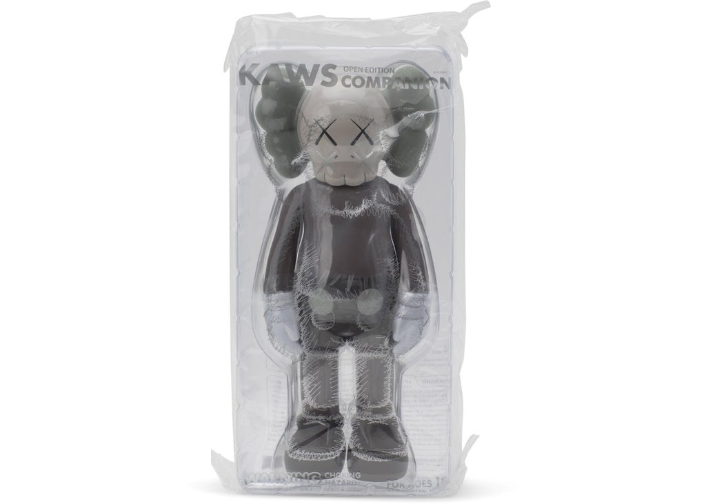 KAWS Companion Open Edition Vinyl Figure  -Brown