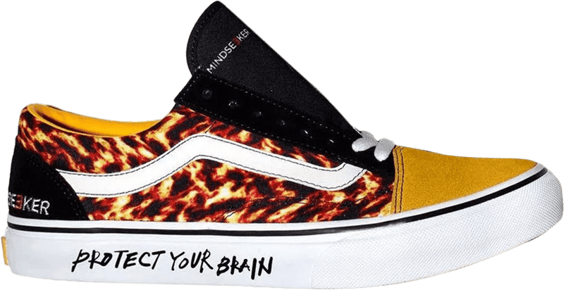 "Vans Old Skool x Mindseekers ""Flames"""