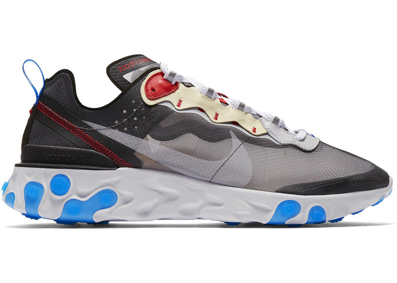 "Nike Element 87 React ""Dark Grey Pure Platinum"