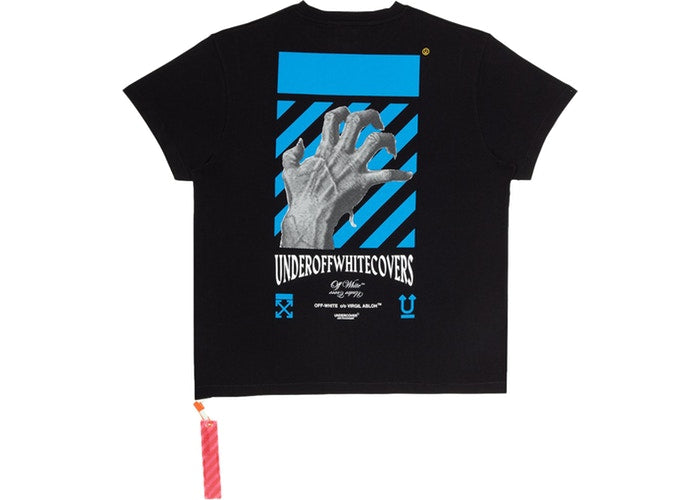 OFF-WHITE Undercover Hand Dart T-Shirt Black/Multicolor