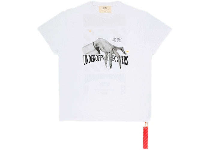 OFF-WHITE Undercover Hand Dart T-Shirt White/Multicolor