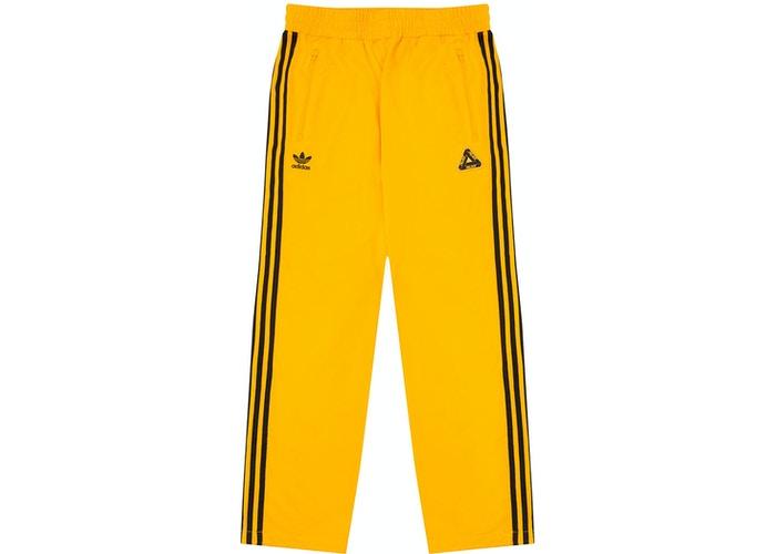 Palace adidas Firebird Track Pant Yellow